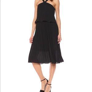 NWT BeBe pleated fancy dress
